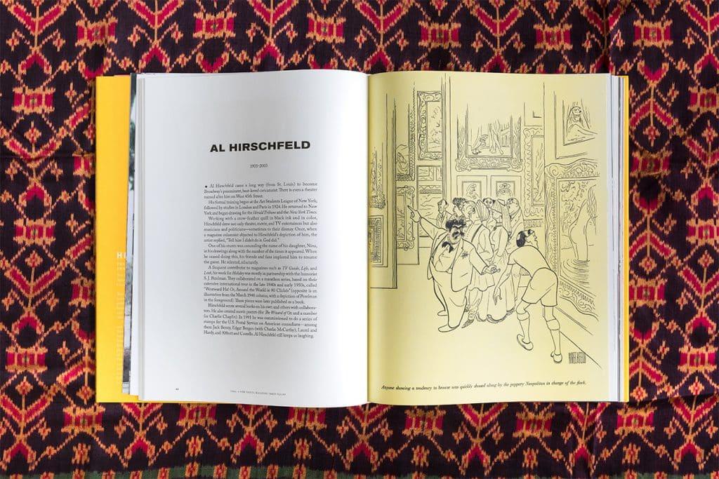 Holiday: The Best Travel Magazine That Ever Was book Rizzoli Pamela Fiori Westward, Ha! S. J. Perelman Al Hirschfeld
