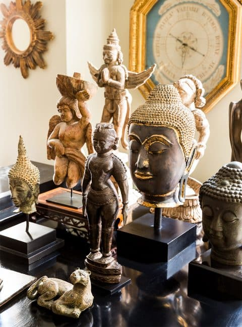 Holiday: The Best Travel Magazine That Ever Was book Rizzoli Pamela Fiori apartment Buddhas