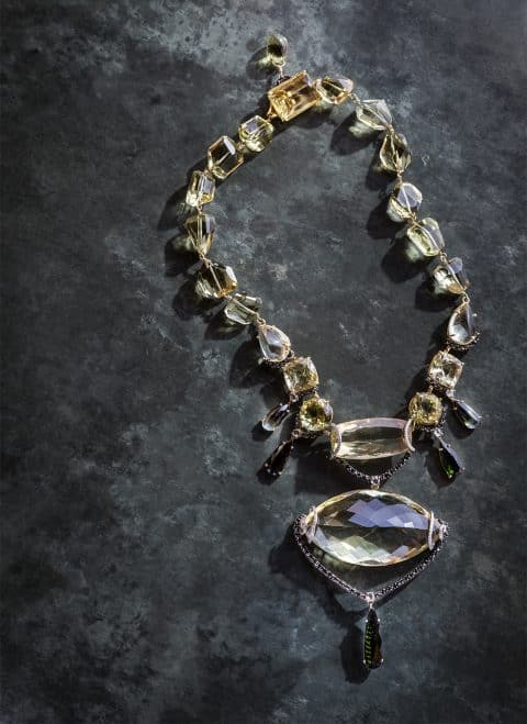 Sharon Khazzam Melanie necklace
