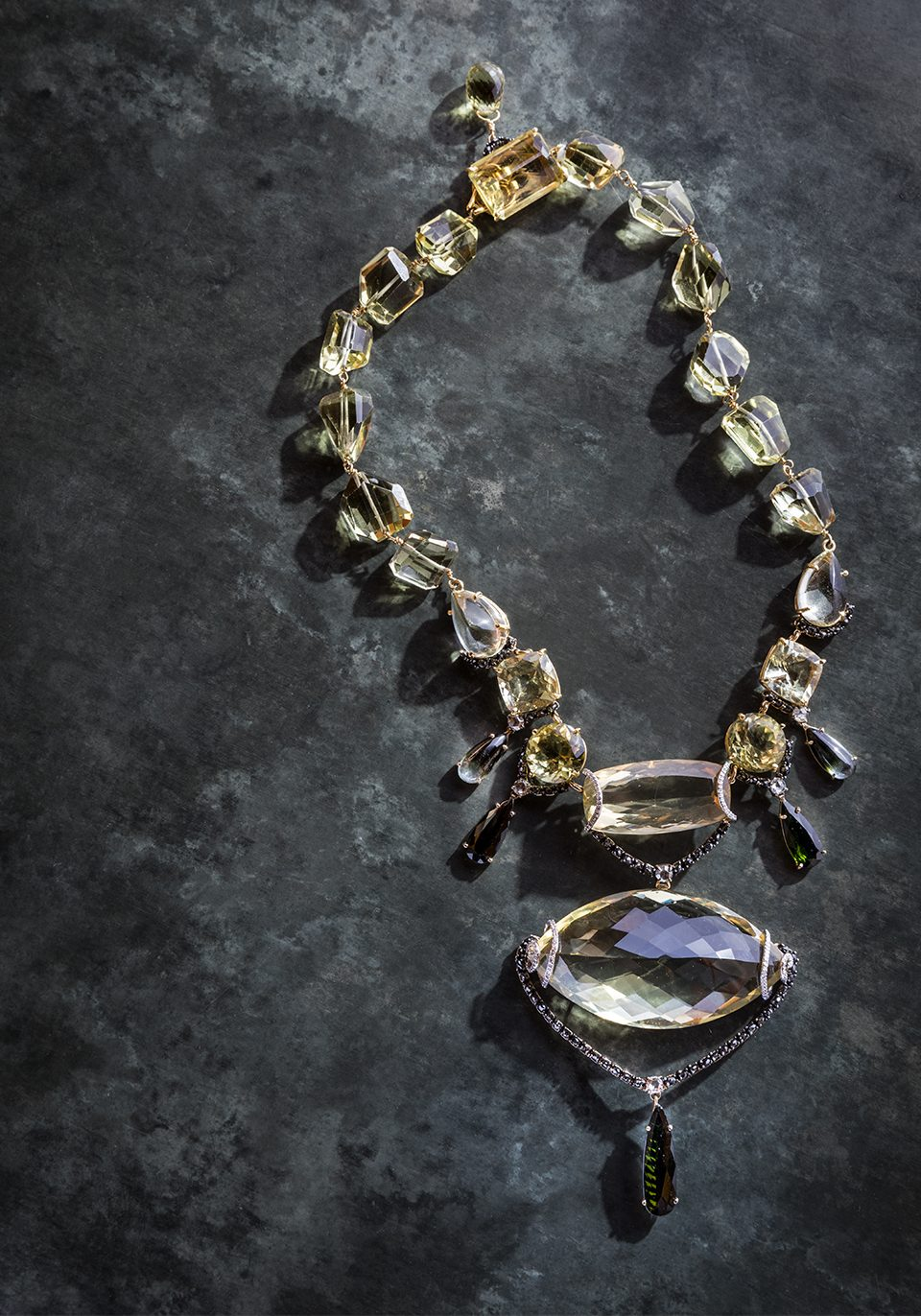 How Sharon Khazzam Crafts Her Spirited One-of-a-Kind Jewels
