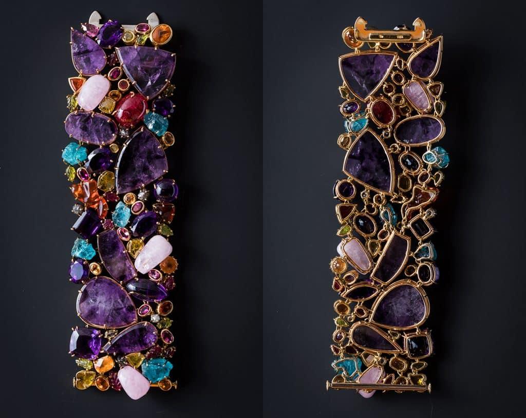 Sharon Khazzam Pandora bracelet