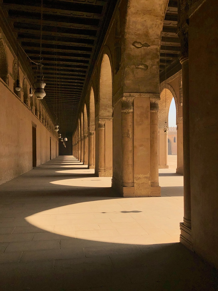 Miguel Flores-Vianna's photo of the Mosque of Ahmad ibn Tulun, Cairo, Egypt