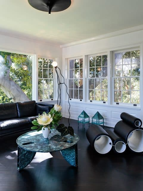 Kelly Wearstler: Evocative Style her own Los Angeles home sitting room