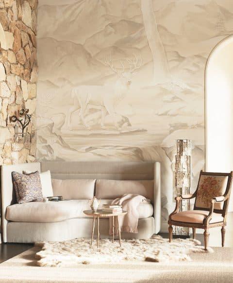 Wesley Moon New Jersey great room Alpine Carl Dellatore On Style