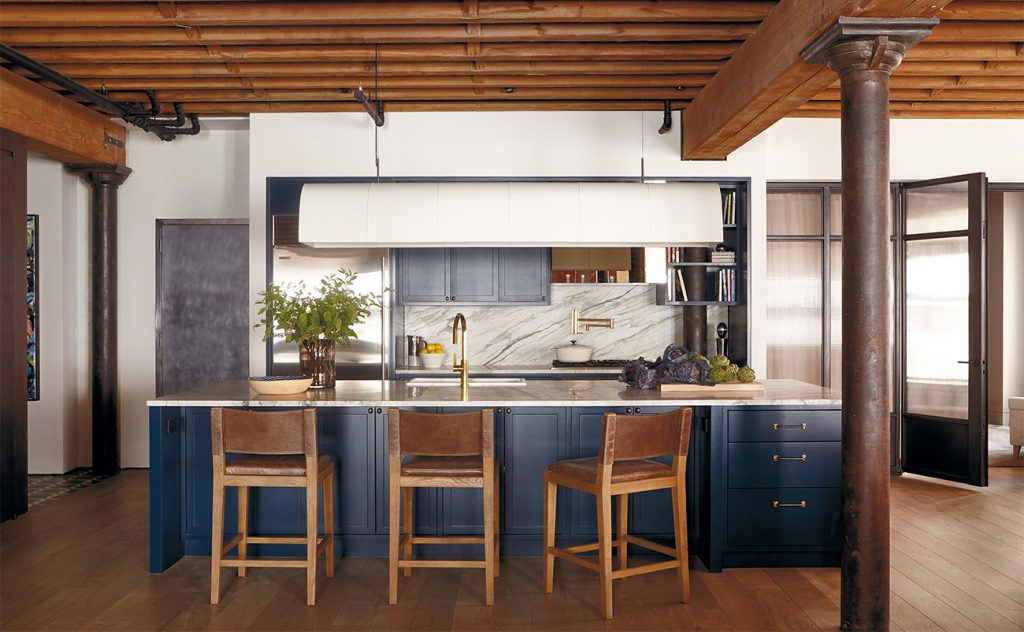 Carl Dellatore On Style kitchen Kevin Dumais,