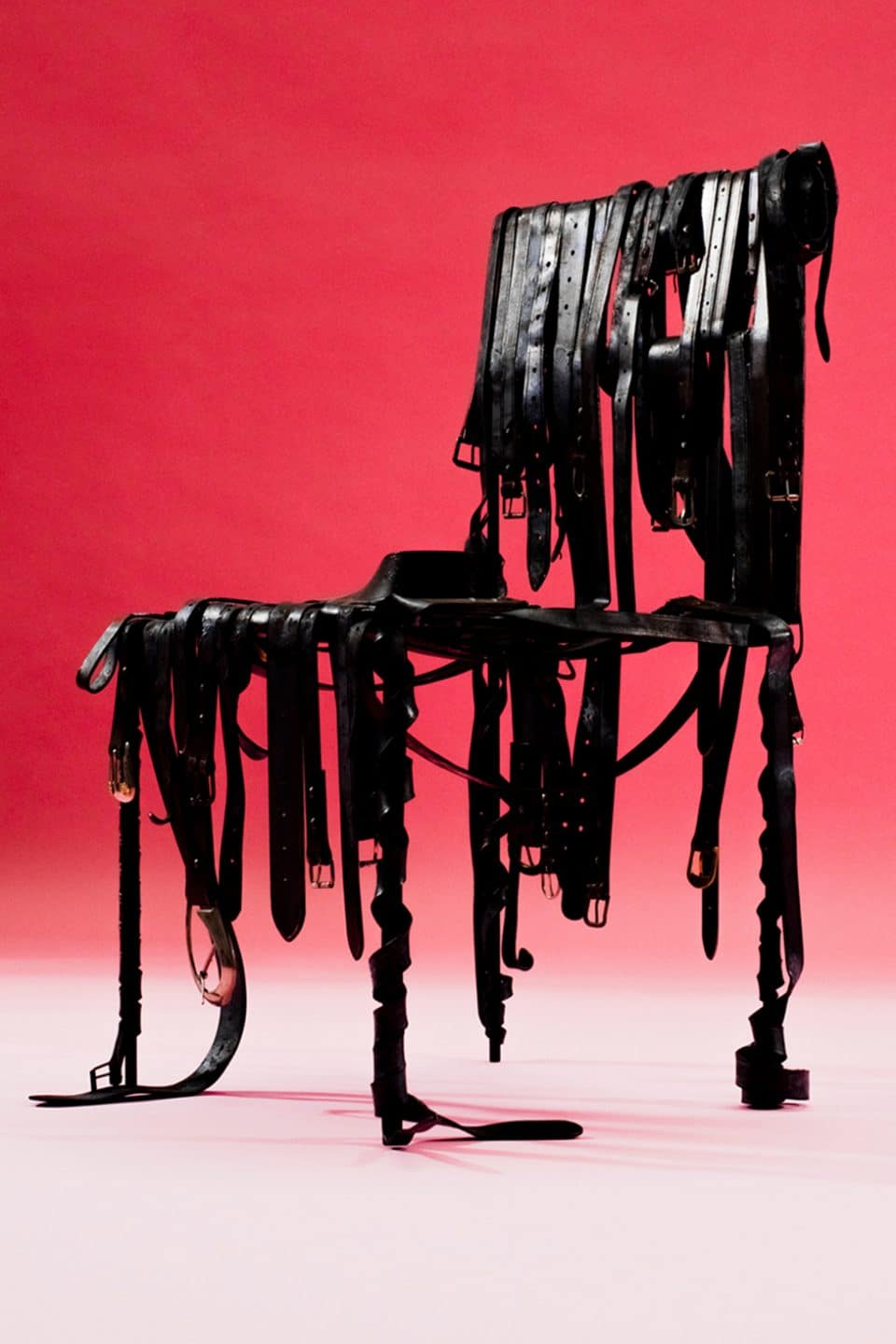 These Surreal Chairs at R & Company Are Unmistakably Works of Art