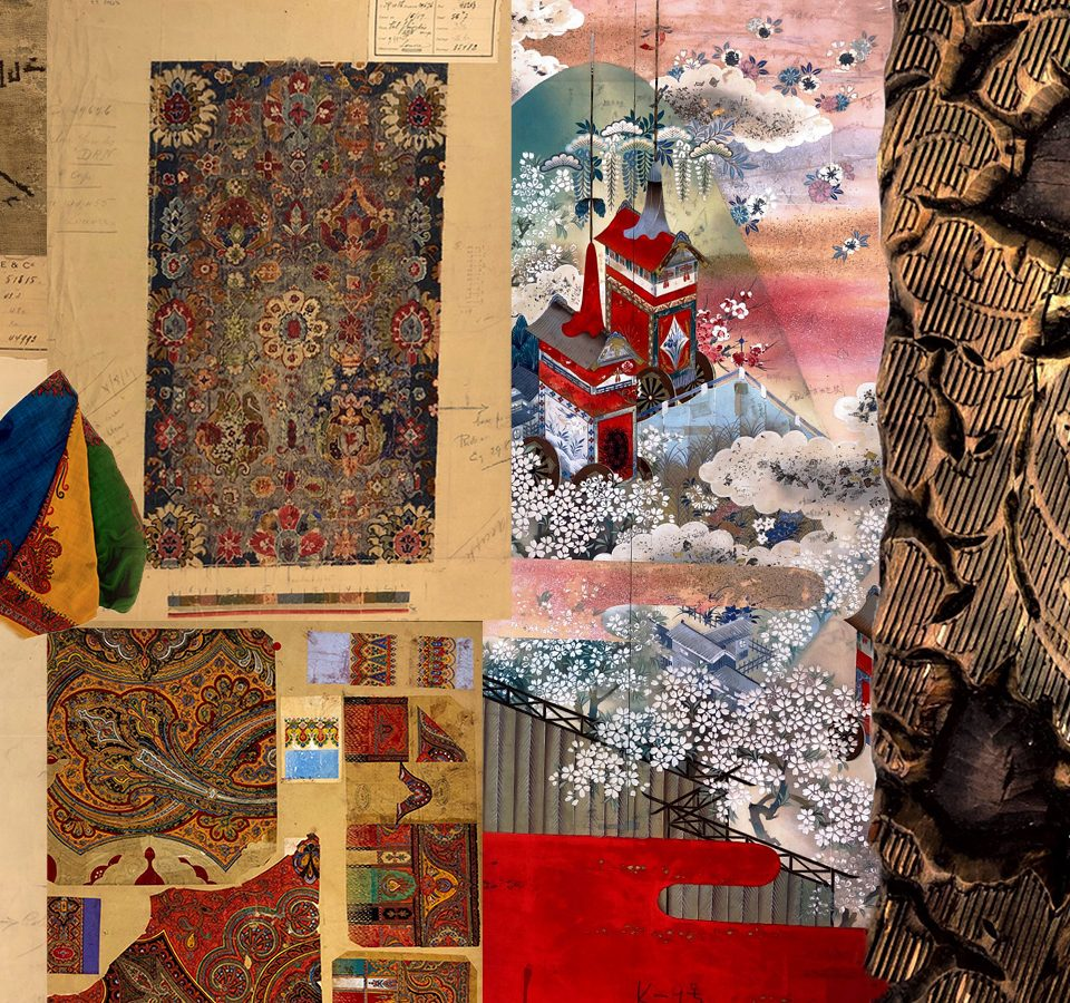 For the First Time, Kravet's Vast Fabric Archives Go on Public View