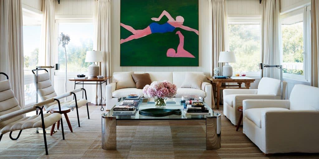 Interior Designer Robert Stilin: Interiors Sagaponack New York Hamptons
