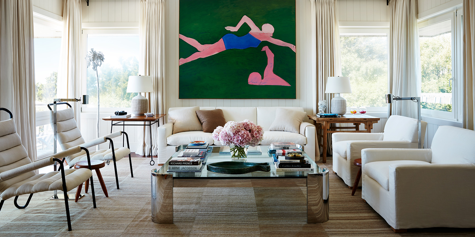 Robert Stilin's Interiors Are Infused with a Laid-Back