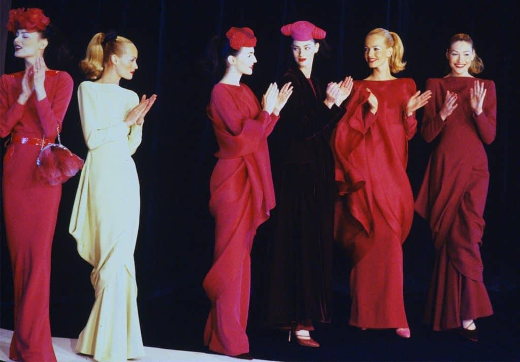 John Galliano runway show