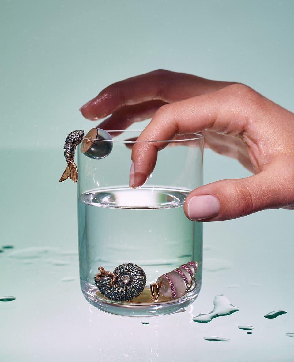 Bibi van der Velden's Quirky Jewels Are Wearable Sculptures in Miniature