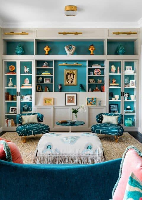 Cloth & Kind Florida living room