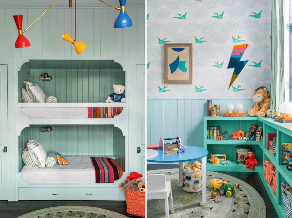 Cloth & Kind Florida kids' room