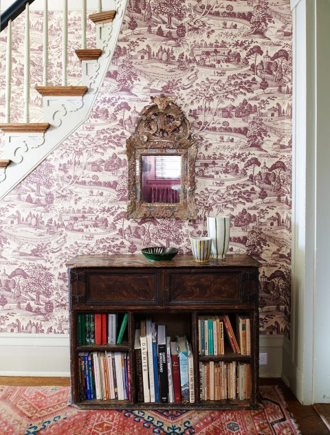 Billy Cotton Vermont entryway Regency Collection
