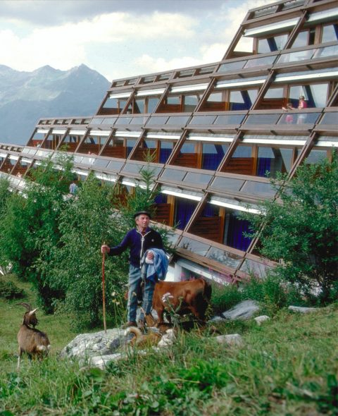 Charlotte Perriand and Les Arcs