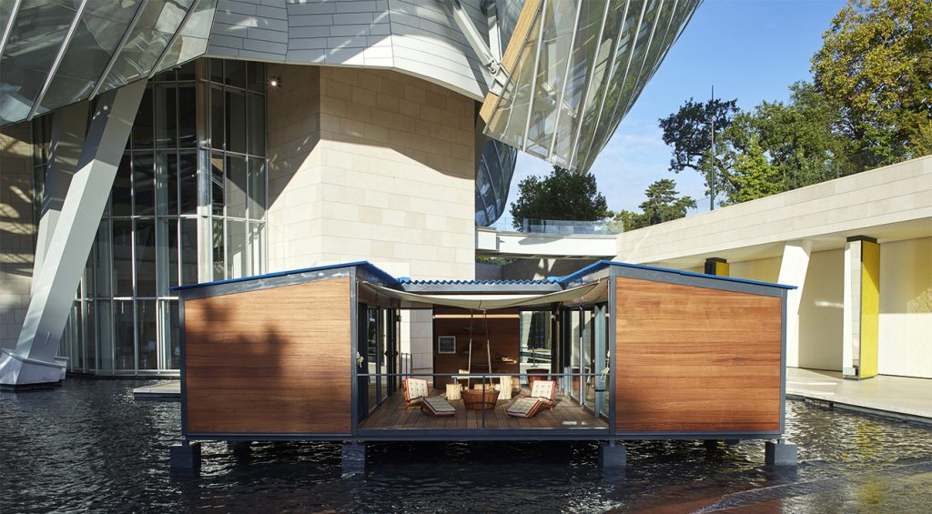 Charlotte Perriand Fondation Louis Vuitton