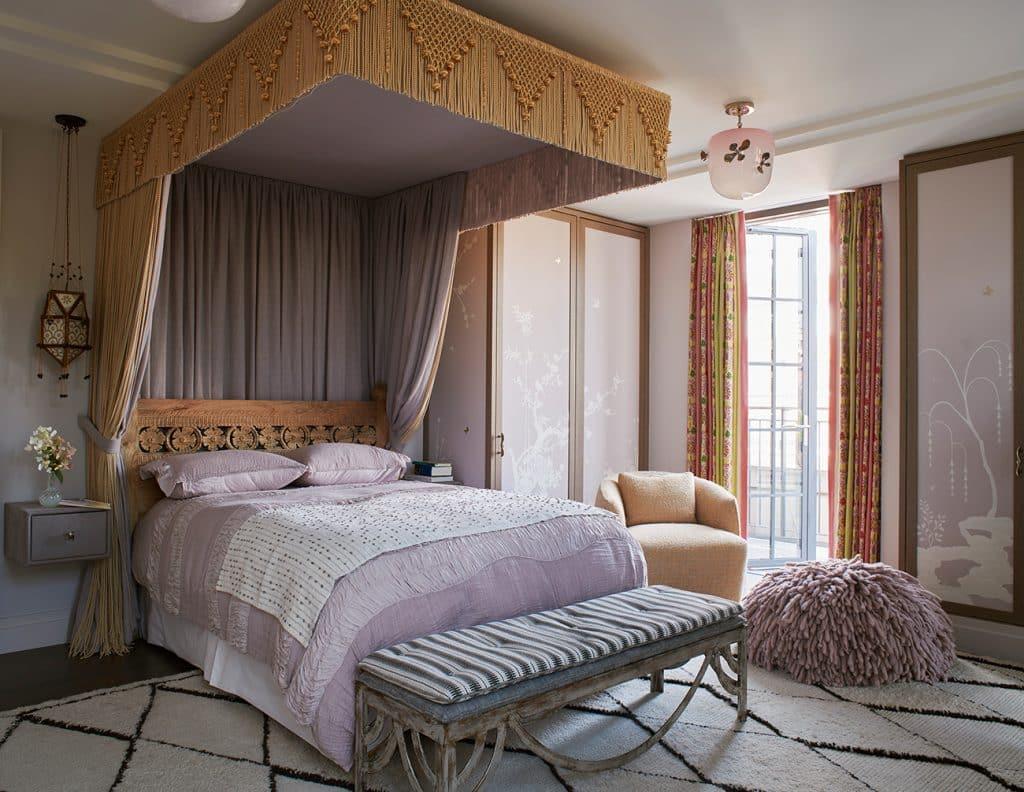 Wesley Moon Greenwich Village girl's room