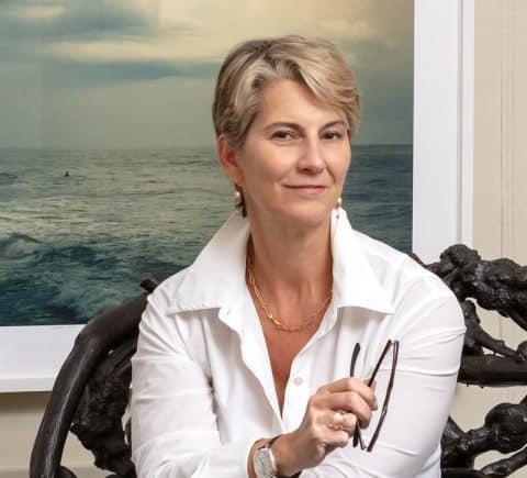 Interior designer Heather Wells portrait