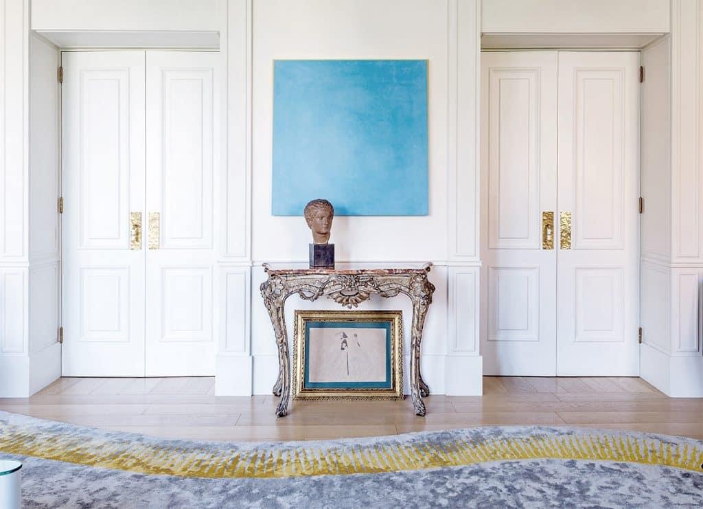 Achille Salvagni's Rome residence