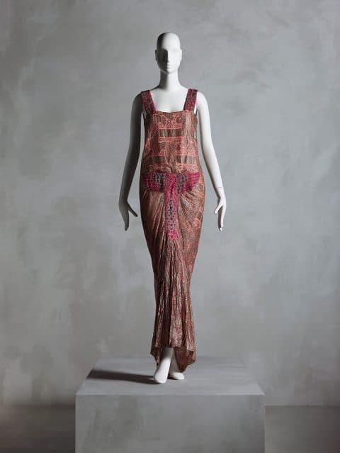 Madeleine & Madeleine dress, ca. 1923