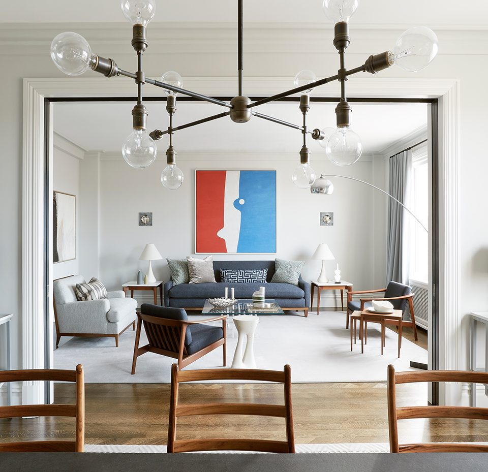 European Finesse Meets New World Freshness in Alexander Doherty's Spaces