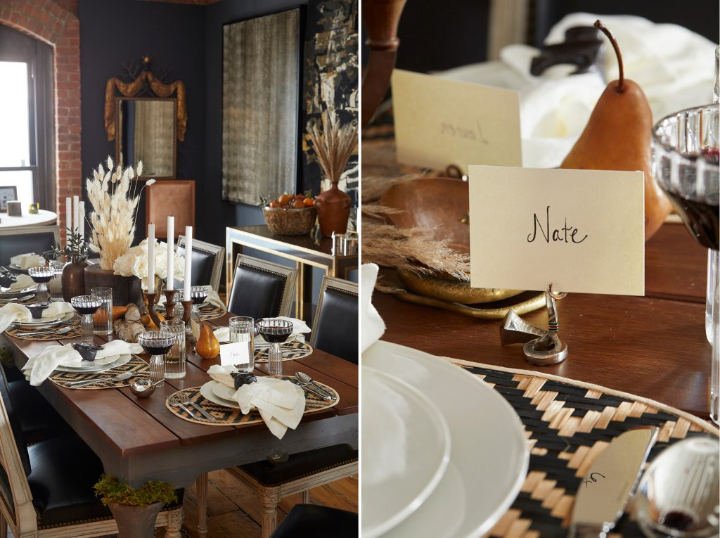 Nate Berkus holiday table