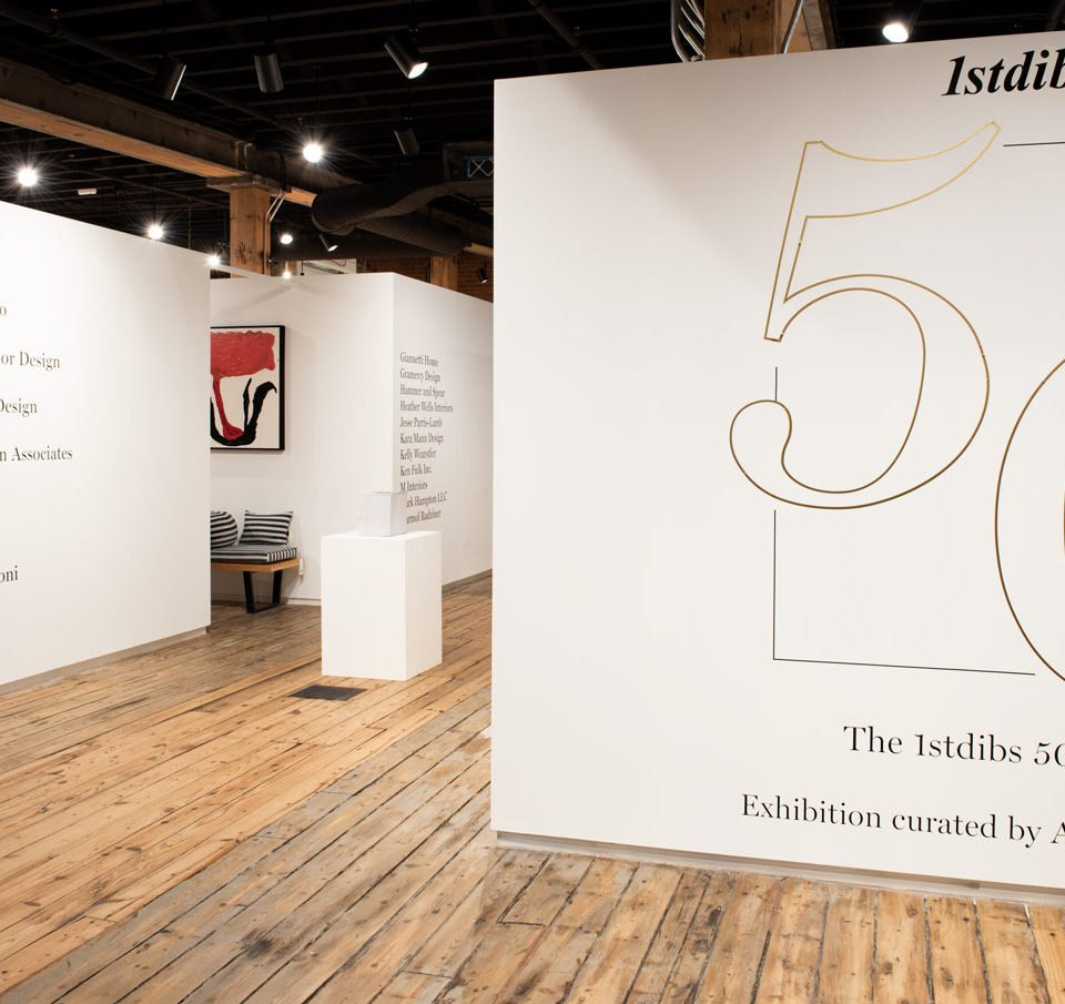 Get Lost in Artist Andrés Reisinger's Maze of 1stdibs 50–Worthy Rooms