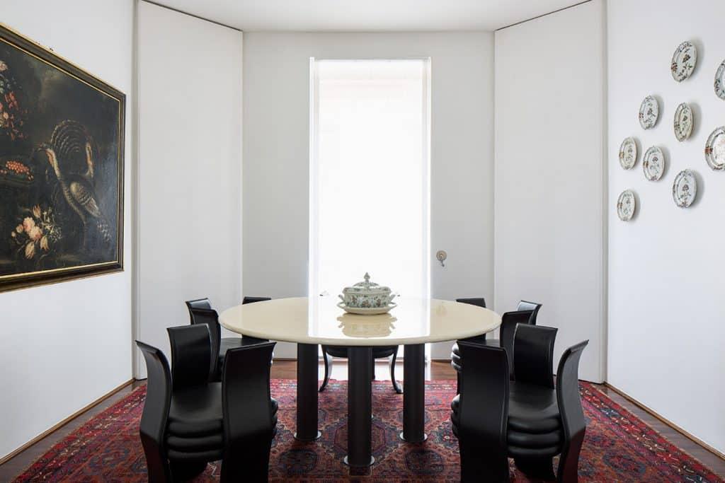 Francesco Soro dining room