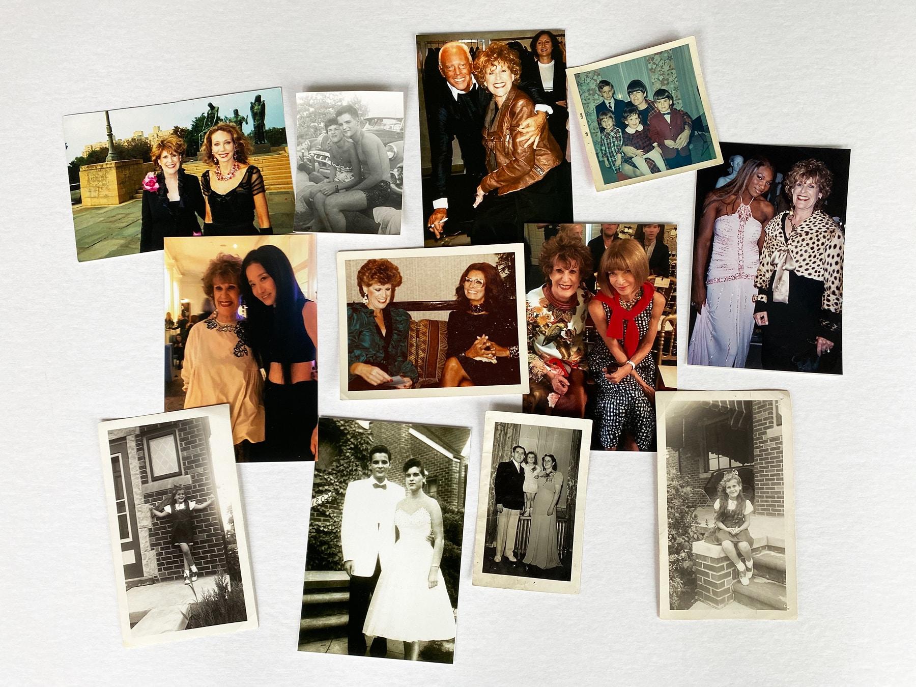 Sandy Schreier collage