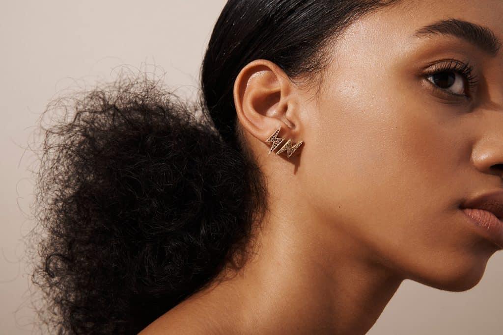 James Banks earrings