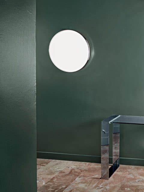 Clara ceiling/wall light by Piero Lissoni for FLOS