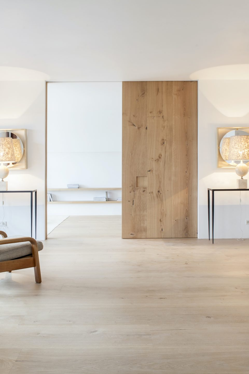 Madrid Architect Iker Ochotorena Finds Sublime Serenity in Minimalism
