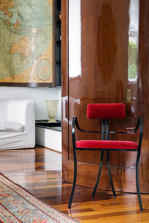 Inside Design Legend Francesco Soro's Fully Customized Milan Apartment