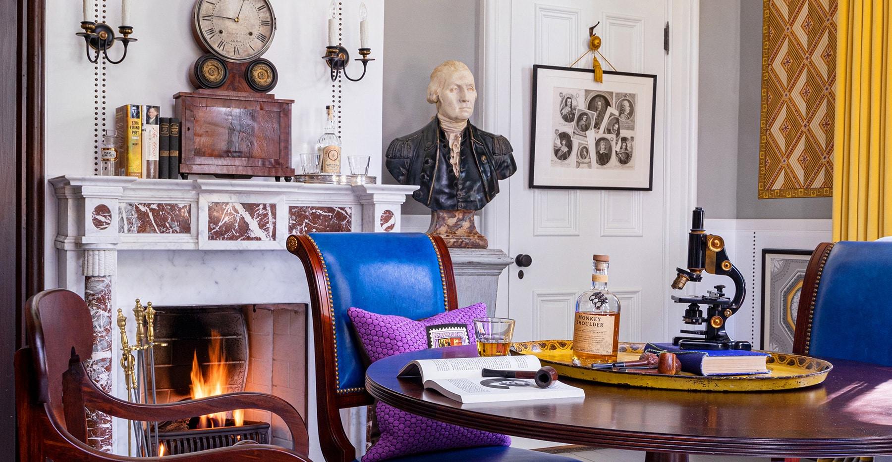 Kelee Katillac Blosser House Gentlemans Drawing Room