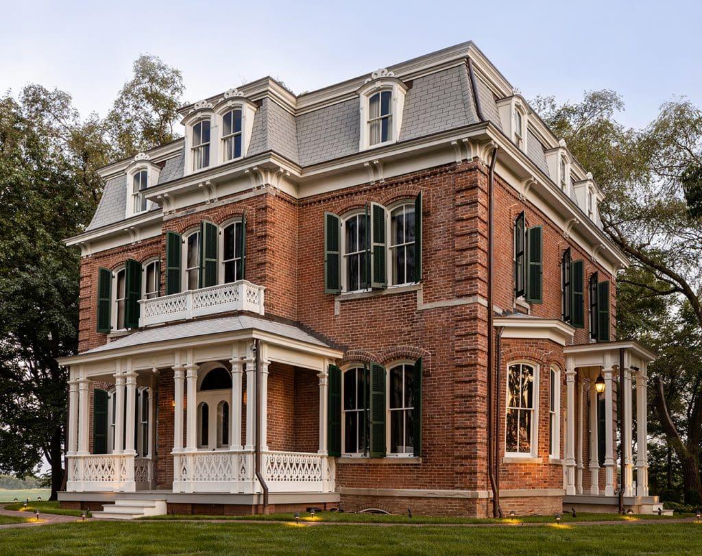 Kelee Katillac Blosser House exterior