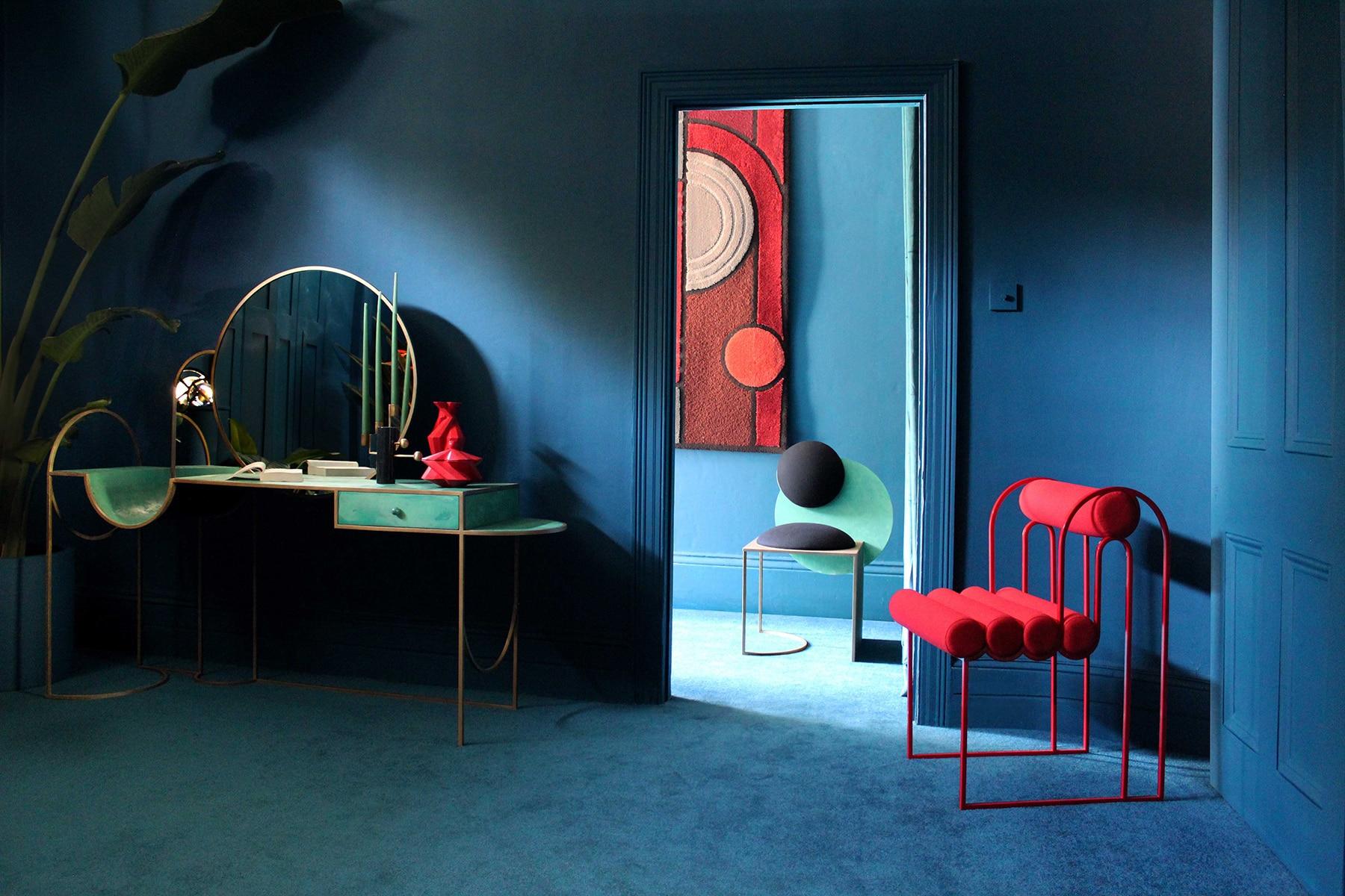 Bohinc Studio Lunar House installation