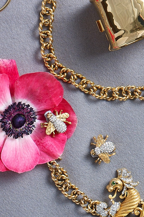 Lifestyle Doyenne Carolyne Roehm Teams Up with Famed Costume Jeweler Ciner