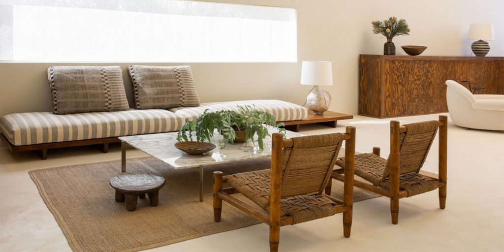 Juniper Tedhams Venice living room