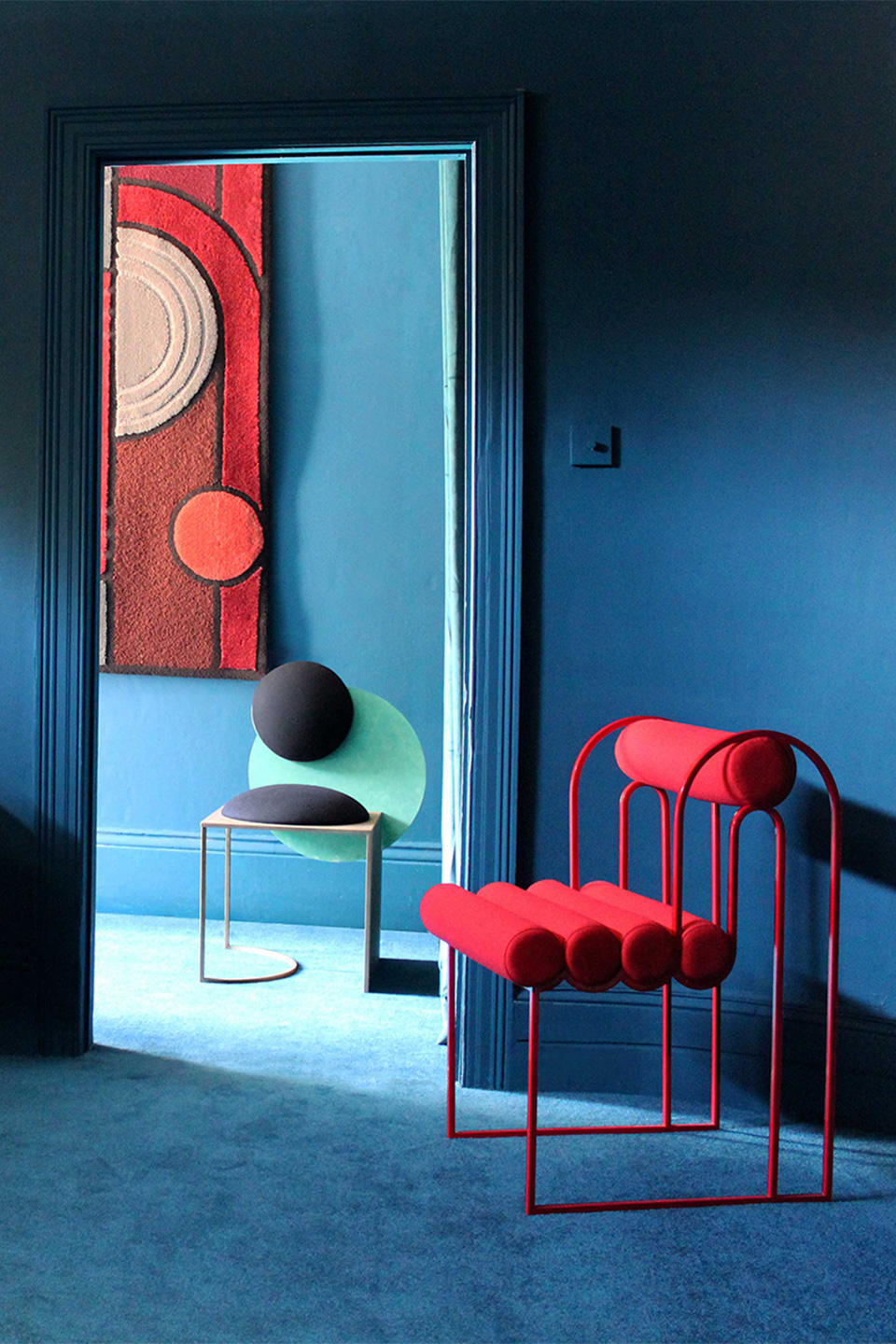 Lara Bohinc Designs Luxe Furniture with an Otherworldly Appeal