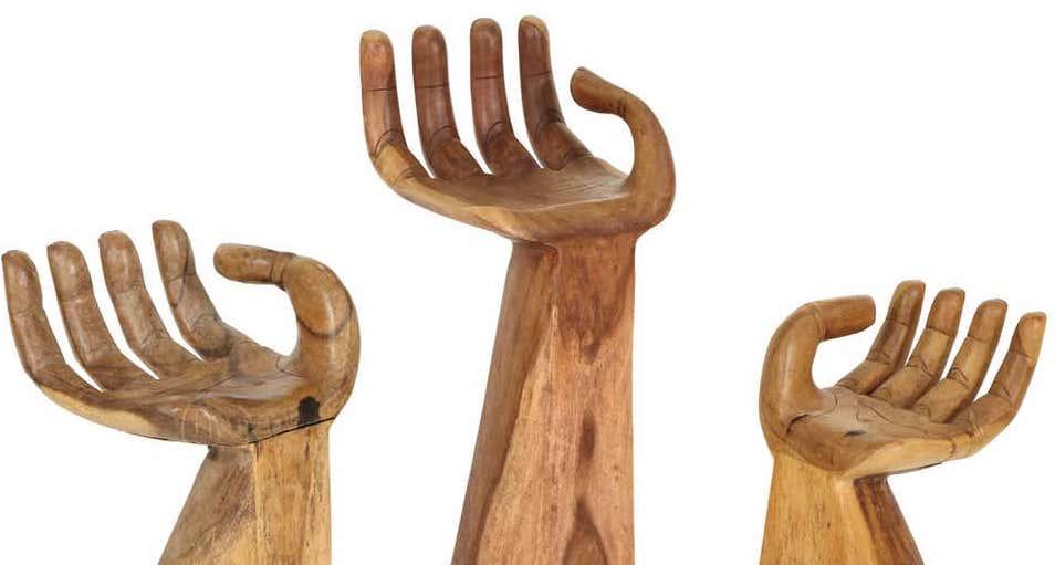 Pedro Friedeberg Hand-Chairs