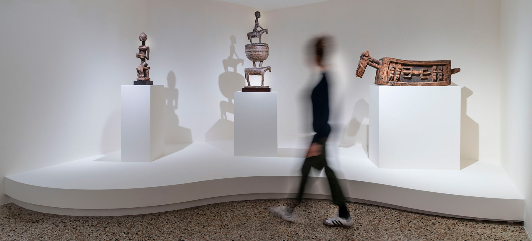 Migrating Objects: Arts of Africa, Oceania, and the Americas in the Peggy Guggenheim Collection objects by Dogon artists Mali