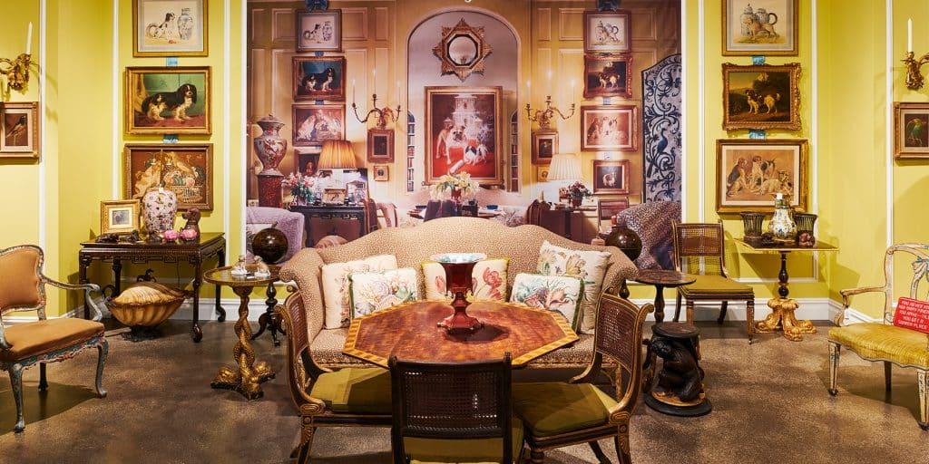 Mario Buatta Sotheby's auction