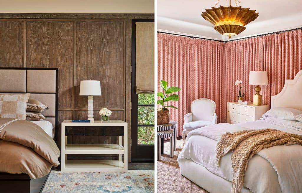 Texas interior design Melissa Morgan M Interiors San Antonio bedrooms