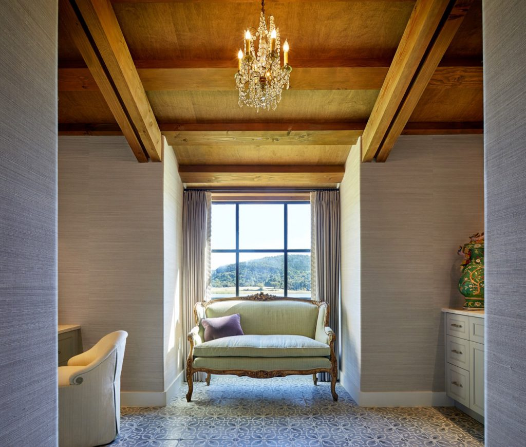 Texas interior design Melissa Morgan M Interiors Medina master bathroom