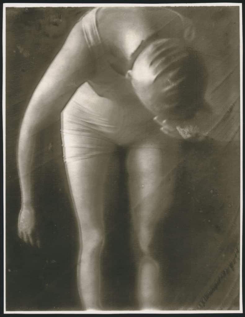 Sarah Moon, Bather, 2000