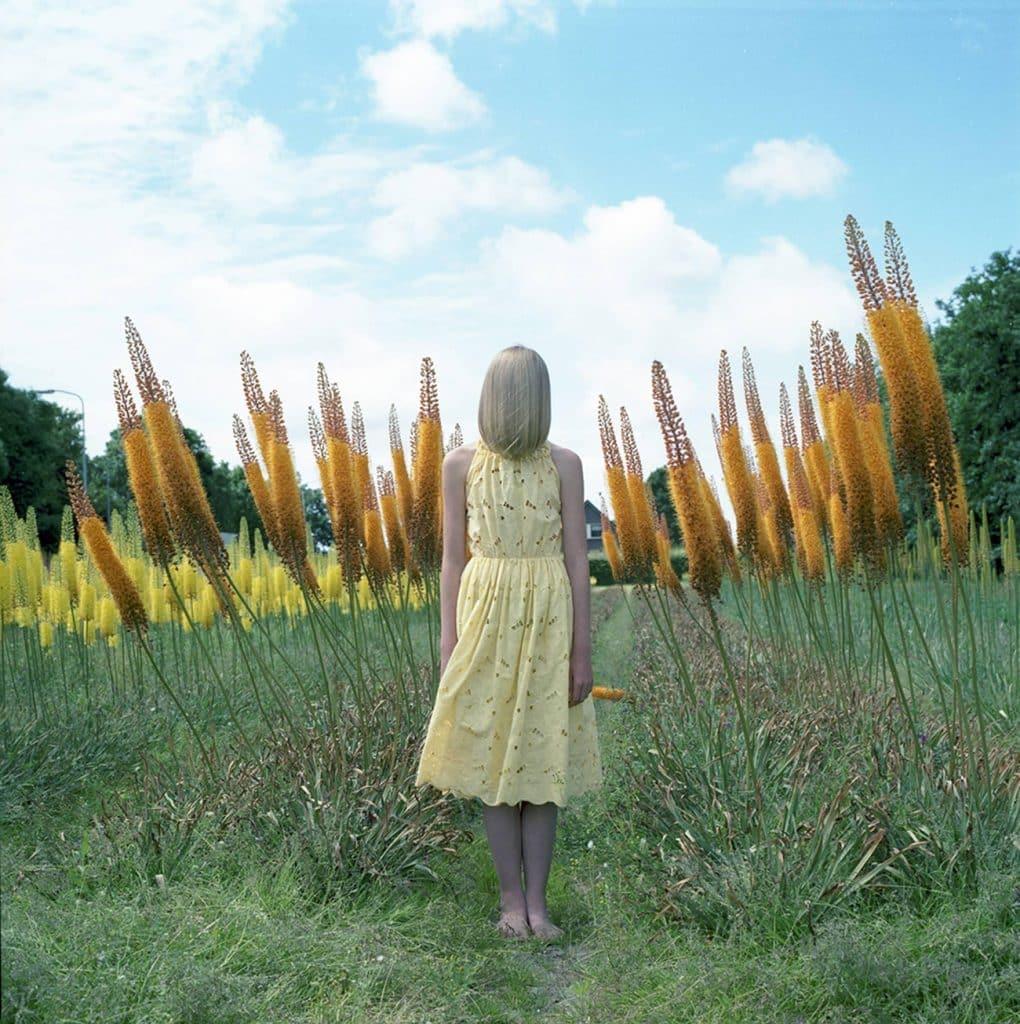 Untitled (0445), 2014, by Hellen van Meene