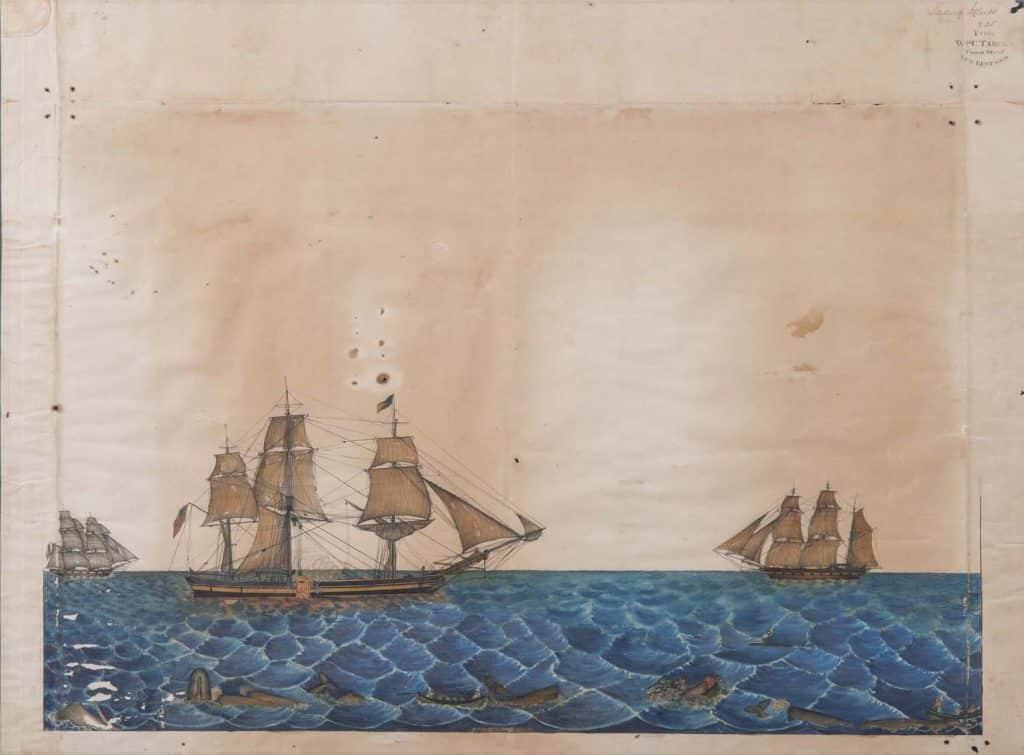 Americana Collector H. Richard Dietrich Jr. A Collector's Vision Philadelphia Museum of Art Horatio E.C. Nelson watercolor Roscoe Sandwich Islands