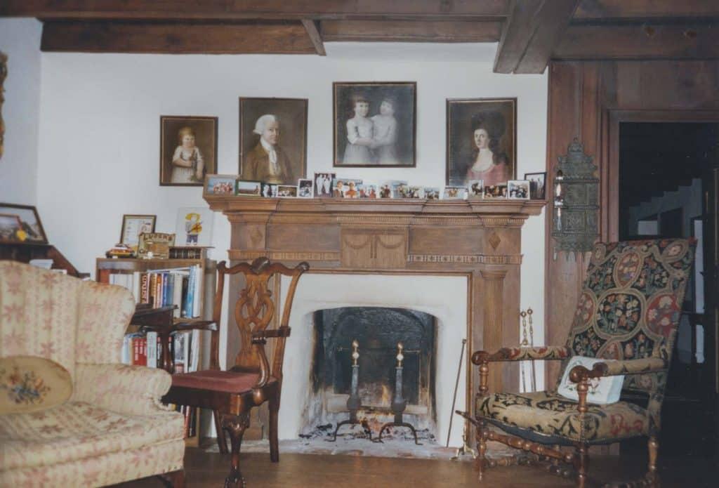 Americana Collector H. Richard Dietrich Jr. Arkadia den Chester Springs Pennsylvania