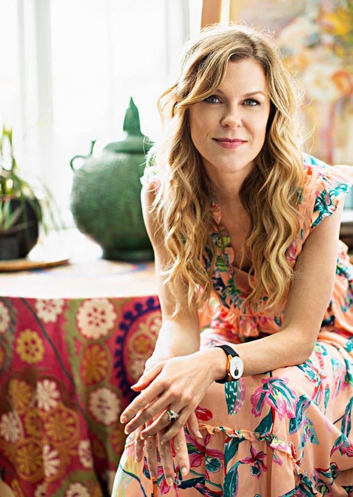 Interior designer Kati Curtis portrait