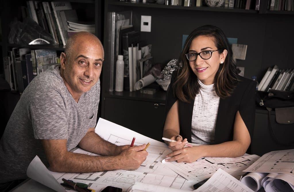 Ezequiel Farca and Cristina Grappin Farca + Grappin